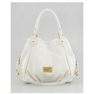 Marc by Marc Jacobs Fran tote bag in Ivory!